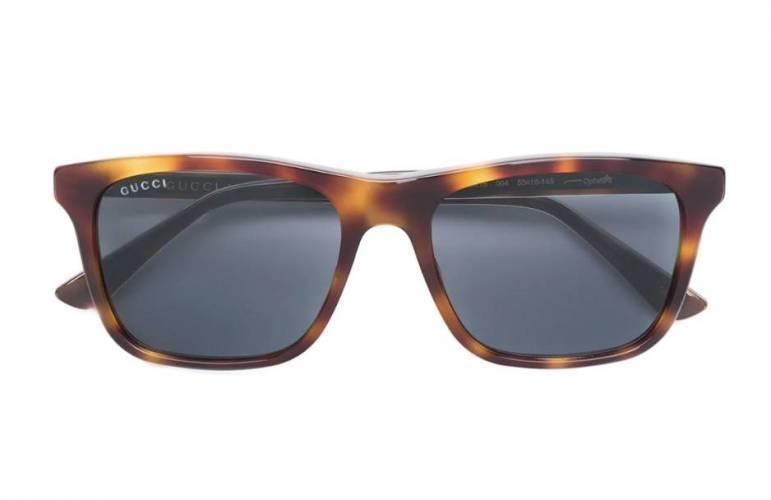 Capital Bra Sonnenbrille Gucci