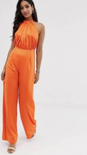 Loredana Kleid orange Alternative