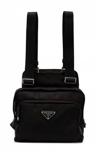 Prada Front Body Bag