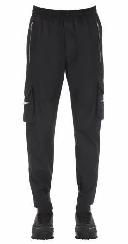 Represent Sweatpants Zipper