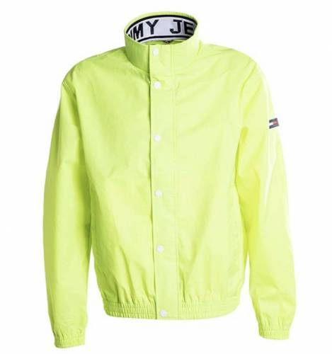 Tommy Jeans Jacke Acid Lime