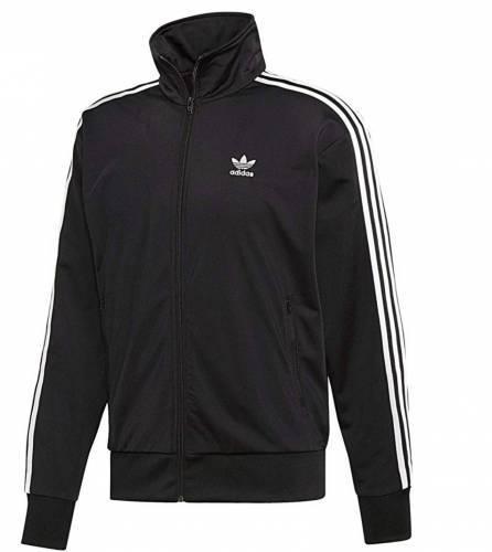 Adidas Firebird Jacke schwarz