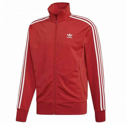 Adidas Firebird Trainingsjacke Scarlet