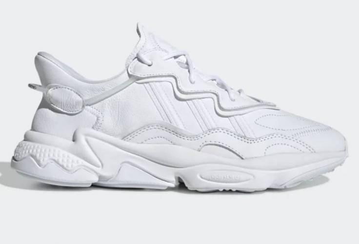 Adidas Ozweego All White