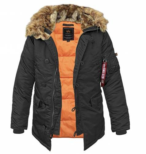 Alpha Industries Fliegerparka