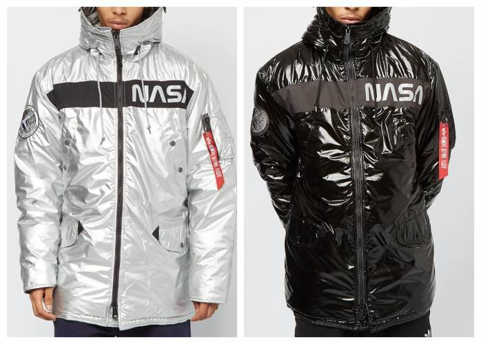 Alpha Industries x Nasa N3b Winterjacke