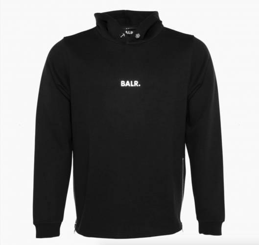 BALR Hoodie schwarz