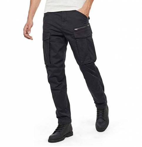 G-STAR RAW Rovic Zip 3D Straight Tapered Pant