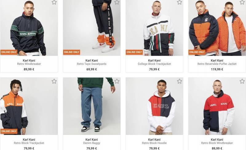 Karl Kani Klamotten kaufen