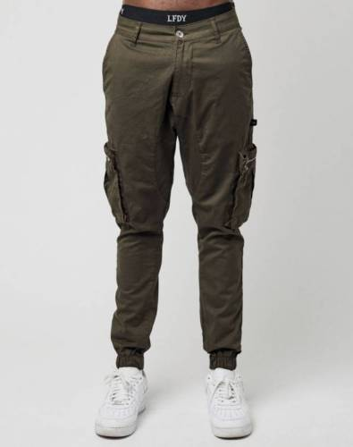 Live Fast Cargo Pants