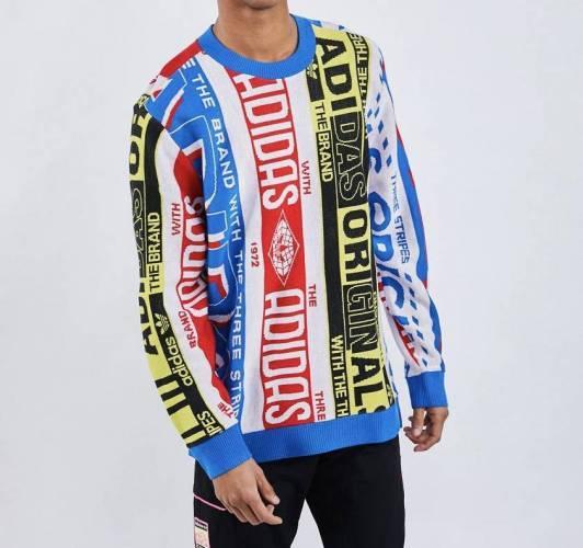 Maestro Adidas Pullover Scarf