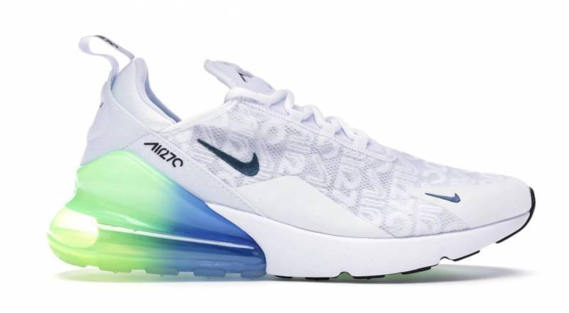 Maestro Nike Air Max 270