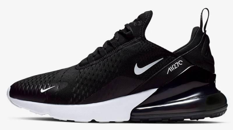 Nike Air Max 270 schwarz weiß