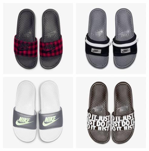Nike Benassi aktuell