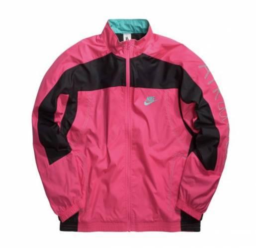 Nike x Atmos Trainingsjacke pink