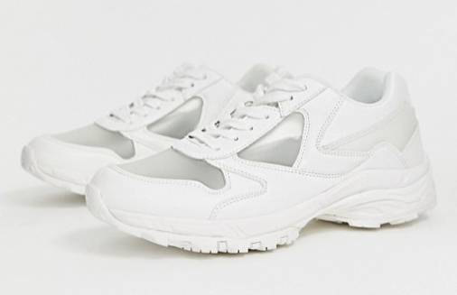 Transparente Sneaker