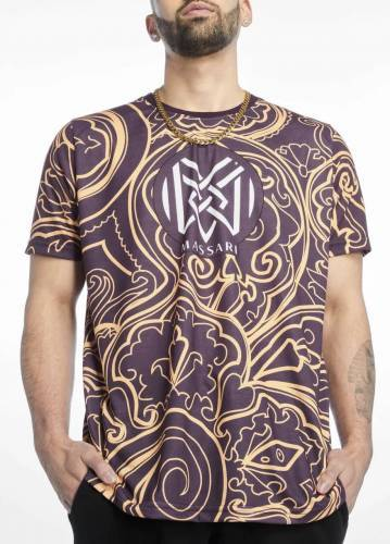 Xatar Massari T-Shirt Bru