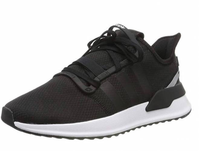 Adidas U Path schwarz weiß