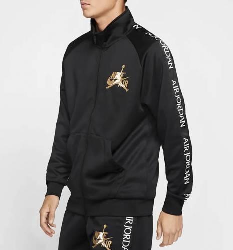 Air Jordan Anzug gold Logo