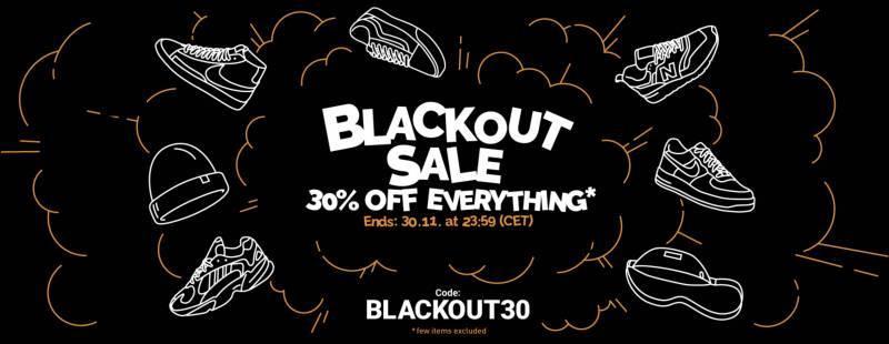 Asphaltgold Blackout Sale