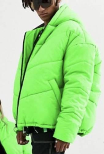 Eno Jacke grün günstige Alternative