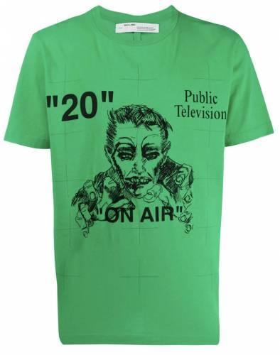 Eno On Air T-Shirt grün
