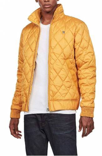 G Star Raw Meefic Quilted Overshirt