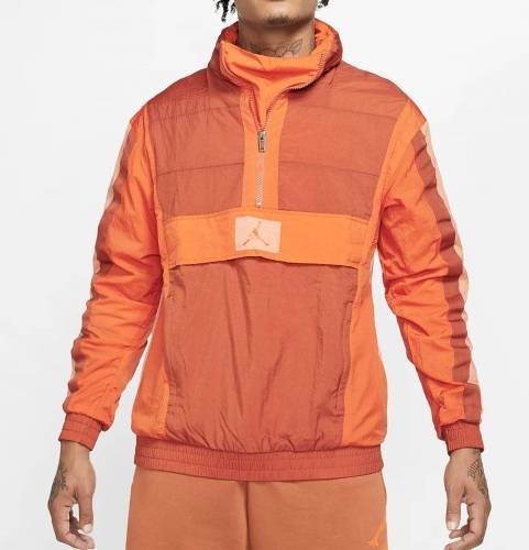 Jordan Windbreaker orange