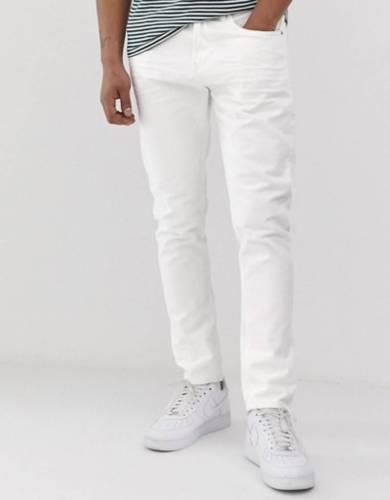 Miami Yacine Style Jeans weiß