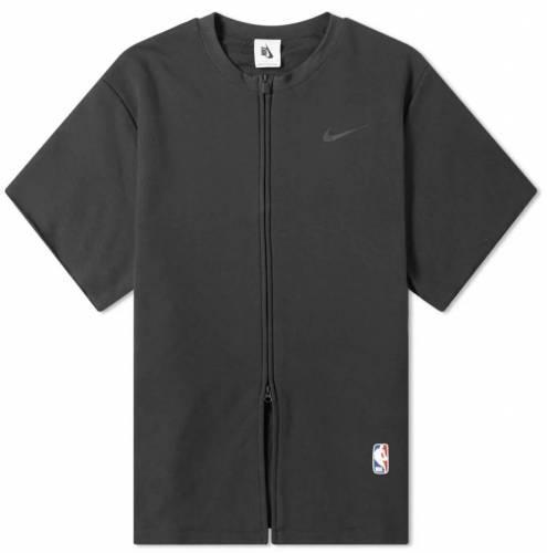 Nike NBA Zip Jersey