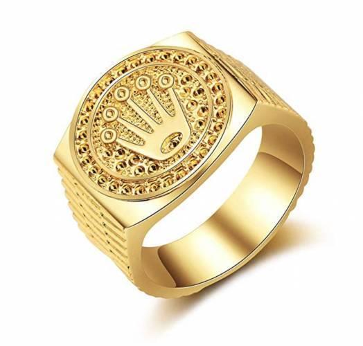 Ring Krone Modeschmuck