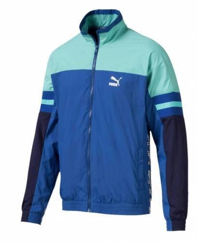 Summer Cem Traningsanzug Puma Jacke blau