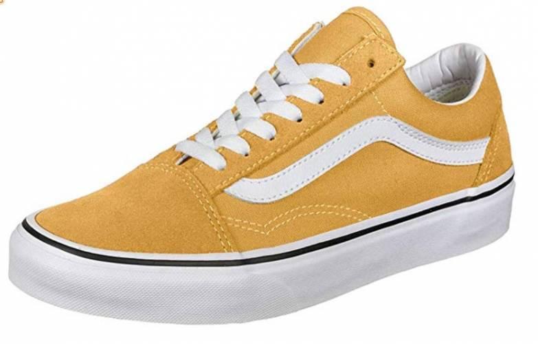 Vans Sneaker Old Skool Gelb