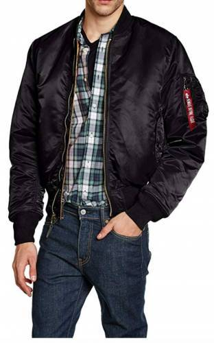 Alpha Industries Herren Jacke MA 1