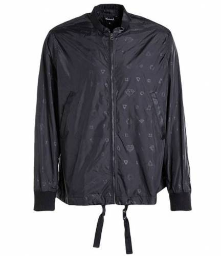 Diamond Supply Monogram Jacke schwarz