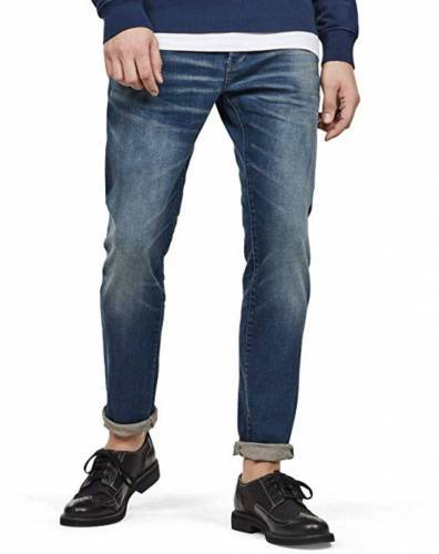 G-Star Raw 3301 Jeans worker blue faded