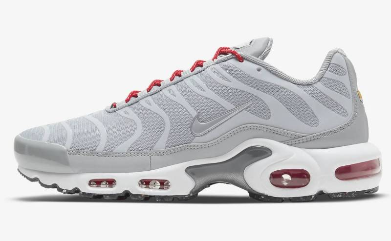 Haifischnike Grey Red