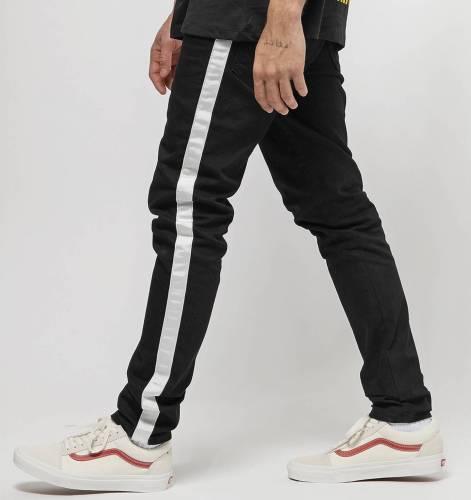 Jeans Seitenstreifen