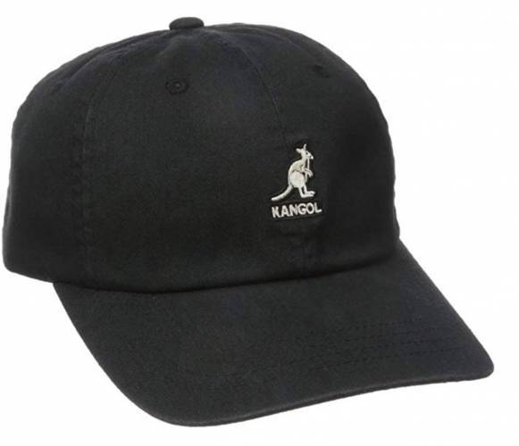 Kangol Unisex Baseball Cap Washed Baseball