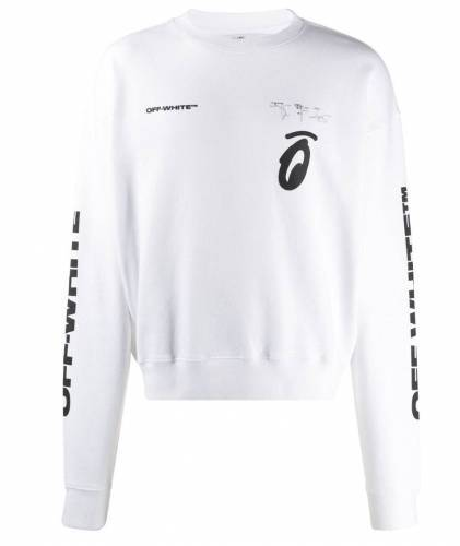 King Khalil Off White Pullover