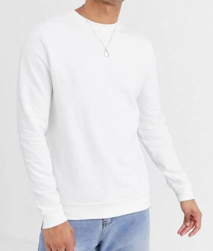 Kontra K Pullover weiss
