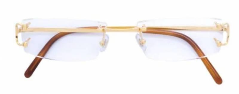 Lil Lano Cartier Sonnenbrille