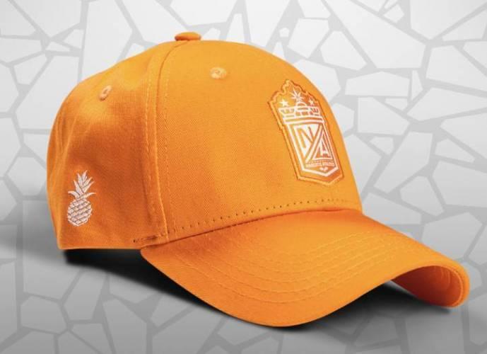 Narcotic Athletics Cap orange Maxwell