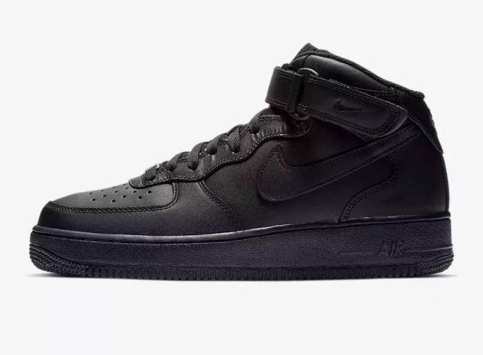 Nike AF1 High black