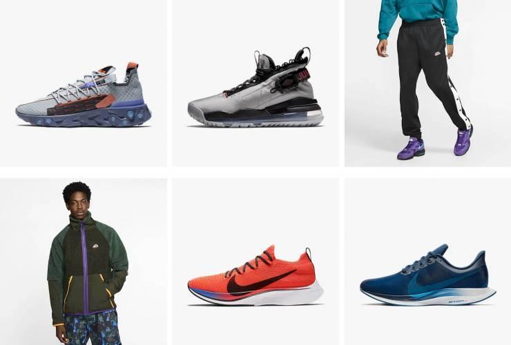Nike Dezember 2019
