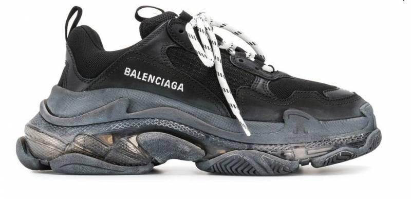 Nimo Balenciaga Triple S Sneaker Woman