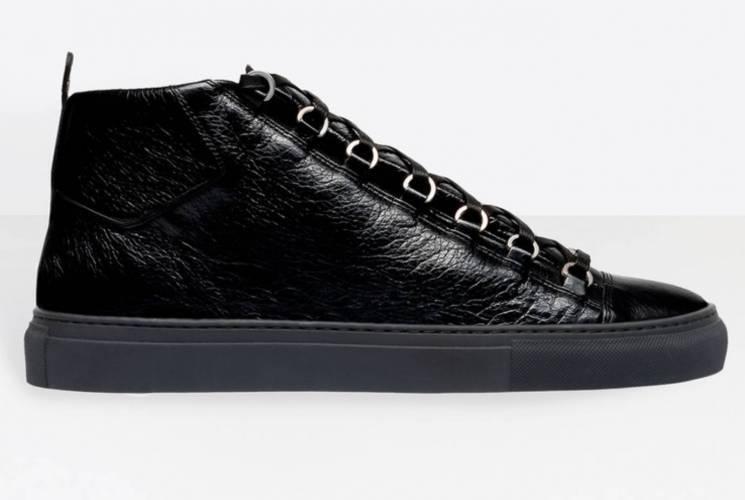 Samra High Top Sneaker Balenciaga
