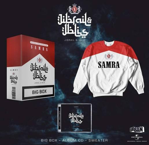 Samra Jibrail Iblis Box
