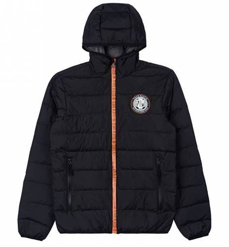 Team Platin Real Down Pufferjacket