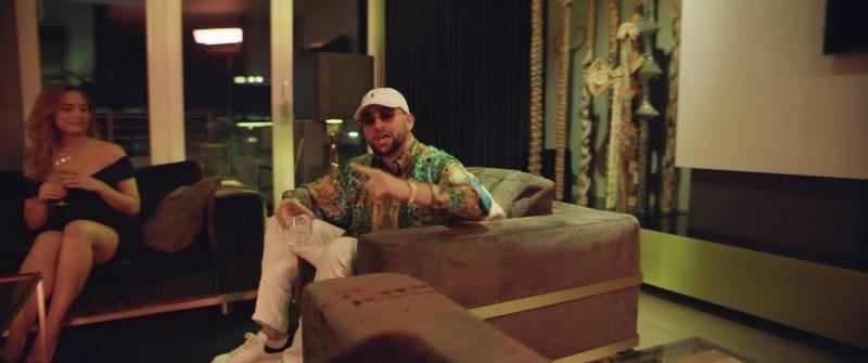Miami Yacine Outfit